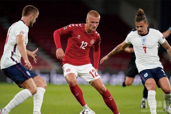 英格兰VS丹麦