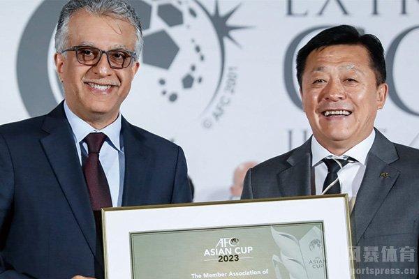 北京将承办2023亚洲杯开闭幕式和决赛 亚洲杯赛程确定了吗?