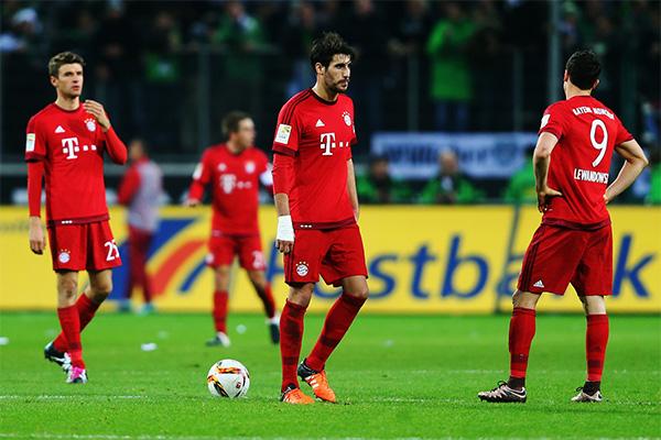 德甲买球指南拜仁VS法兰克福让球盘口分析预测