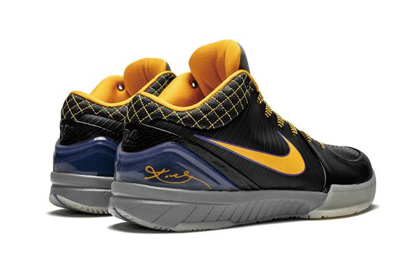 科比战靴4代