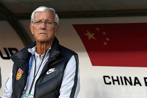 里皮宣布教练生涯结束 国足不敌叙利亚是最后一战