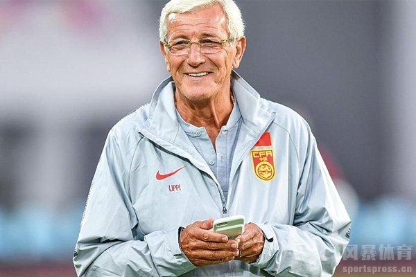 前国足主教练里皮