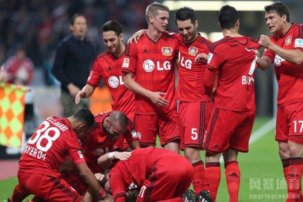勒沃库森一直是德甲的顶尖球队