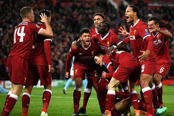 利物浦VS中日德兰直播视频及比分预测