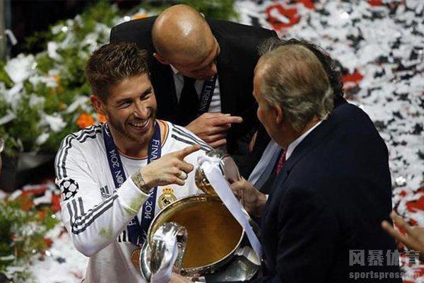 皇马一共获得过13次欧冠冠军