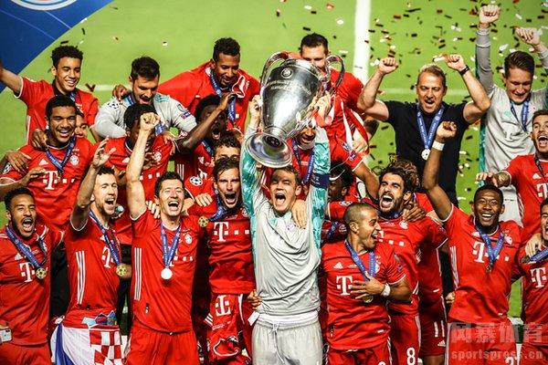 拜仁仍然是本赛季欧冠的最大热门