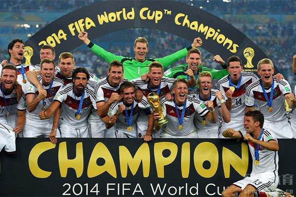 德国世界杯冠军有几次?2022年德国队能拿下世界杯冠军吗?