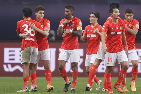 恒大3-1击败国安晋级决赛 将于江苏苏宁争冠