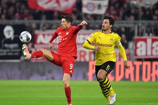 德甲国家德比多特VS拜仁直播视频及比分预测