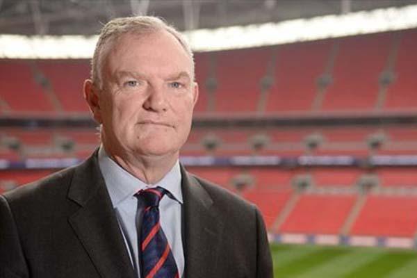 英足总主席宣布辞职 歧视言论是主要原因