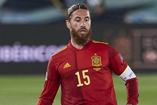 拉莫斯追平布冯保持的欧洲球员国家队出场纪录