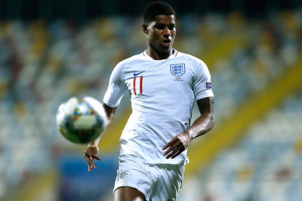 <b>英格兰官方确认拉什福德伤停 无缘对阵比利时冰岛</b>
