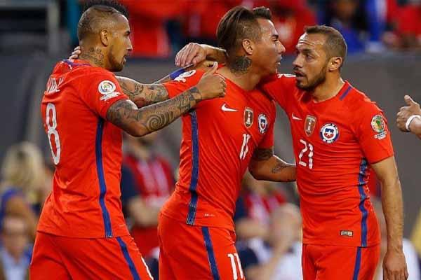 南美预选智利VS秘鲁直播视频及比分预测