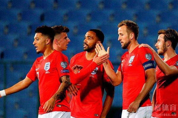 英格兰队目前的阵容极其豪华