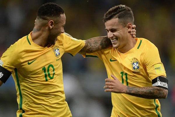 南美预选乌拉圭VS巴西直播视频及比分预测