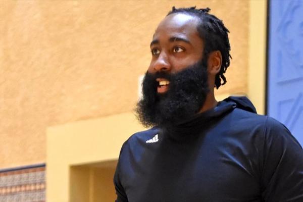 哈登拒绝火箭1.03亿续约 哈登加盟篮网快成现实