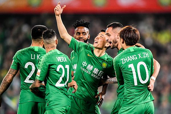 亚冠首尔VS北京中赫国安直播视频及比分预测