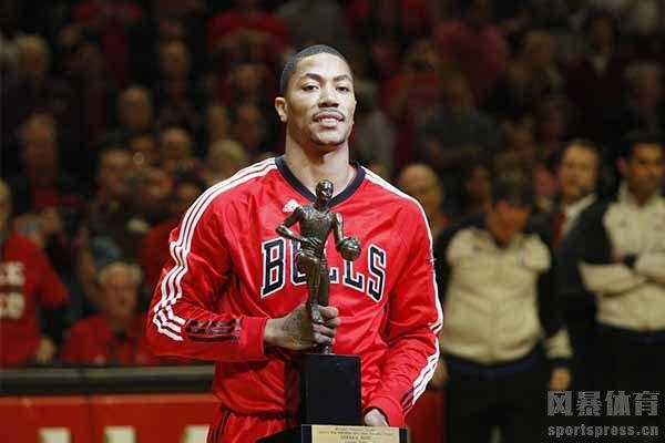 罗斯身高比NBA平均身高低10cm