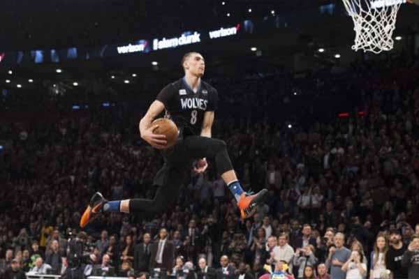 罚球线扣篮有多难?NBA罚球线扣篮的都有谁?