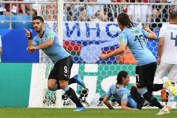 英格兰乌拉圭谁更厉害?历史交锋如何?