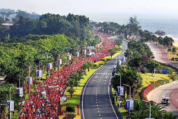 厦门马拉松有多少公里?厦门马拉松奖金是多少?