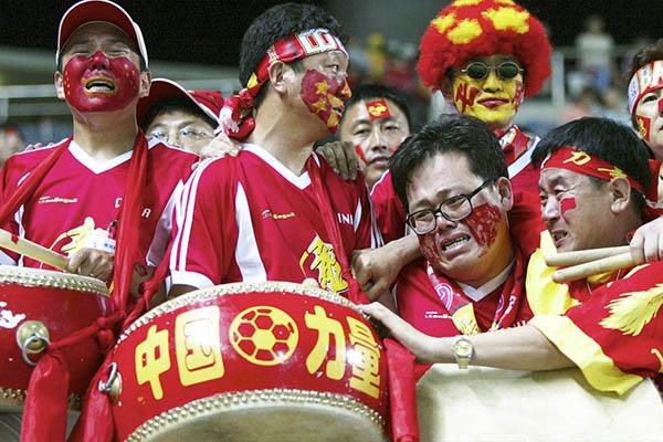 中国队勇夺世界杯是怎么回事?中国队勇夺世界杯能成真吗?