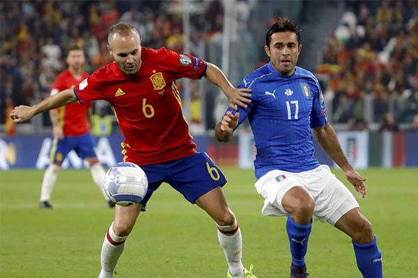 意大利vs西班牙谁更厉害?历史交锋如何?