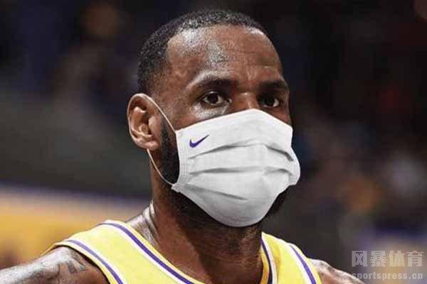 美国48名NBA球员新冠检测阳性