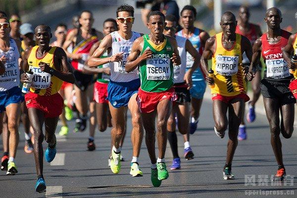 马拉松这项运动在国际大赛之中有专门的比赛项目