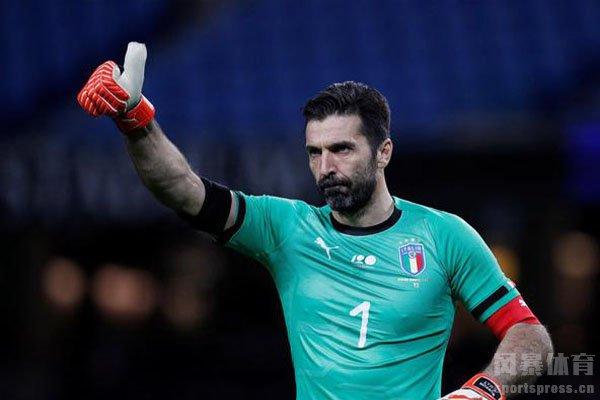 意大利队历史最强门将就是布冯