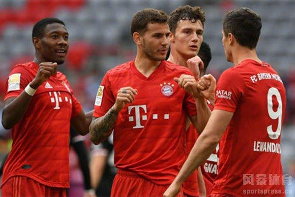 2020德国杯冠军是拜仁