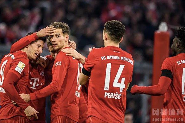 同时德国杯冠军次数仍然是拜仁最多