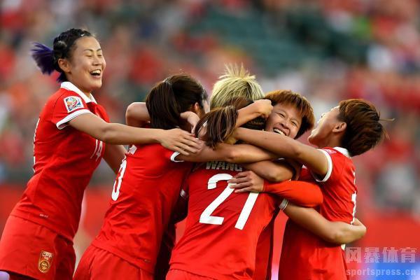 2015女足世界杯中国取得了8强的成绩