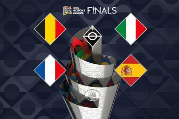 欧国联半决赛抽签结果出炉