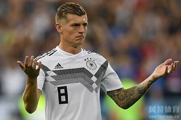欧洲杯战场上德国队也是表现一般