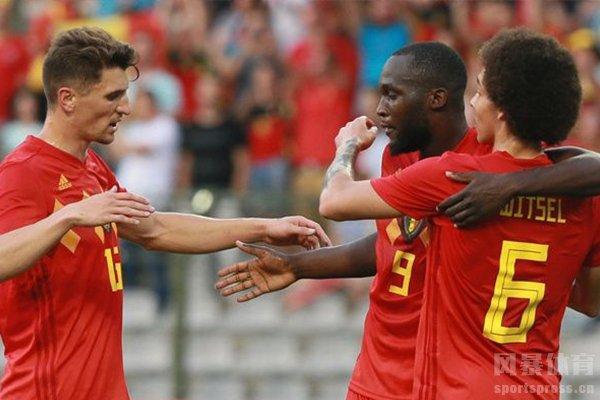 比利时队在各大联赛之中都是胜多败少
