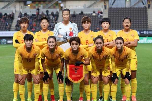 中国女足年终排名亚洲第三 中国女足现在有多强?