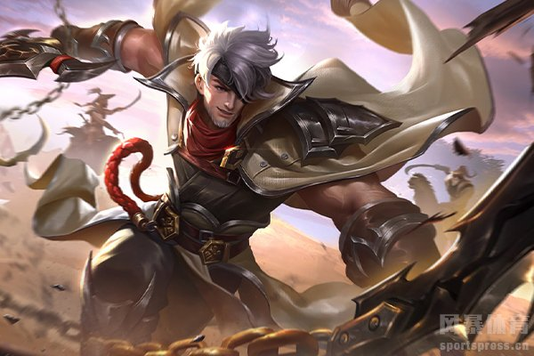 夏侯惇是王者荣耀非常强力的一个英雄