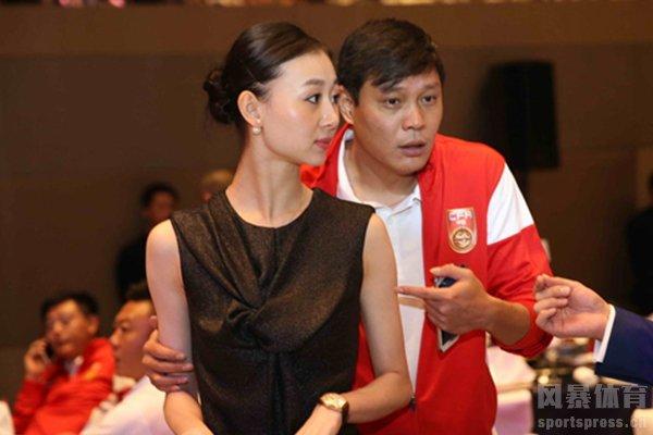 范志毅目前的老婆是张梦瑾