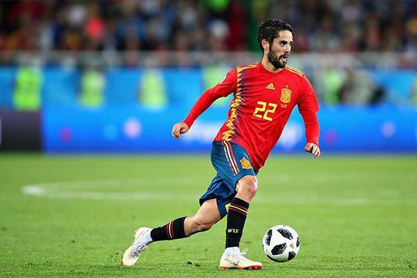 欧国联西班牙6-0德国 德国遭遇惨败