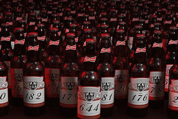 644瓶梅西啤酒 具体是怎么回事?
