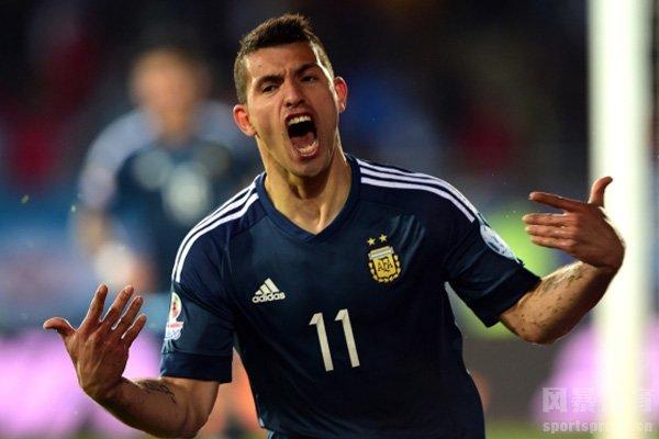 阿根廷队在2015美洲杯表现非常出色