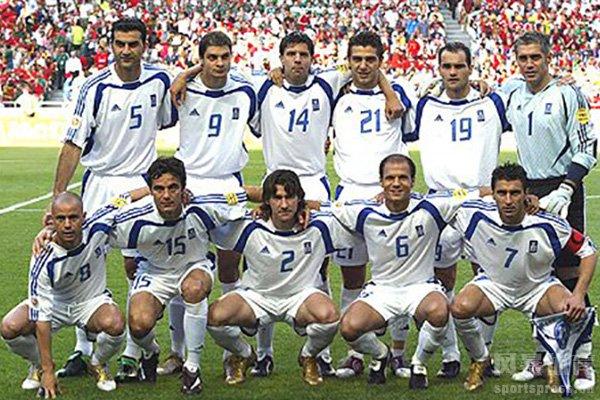 2004年欧洲杯希腊阵容非常强大