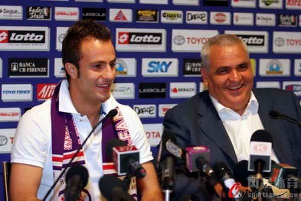吉拉迪诺也曾经加盟过中超联赛