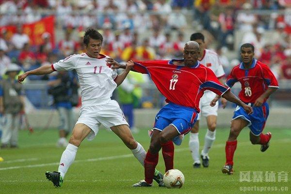 于根伟是中国足坛非常有影响力的球星