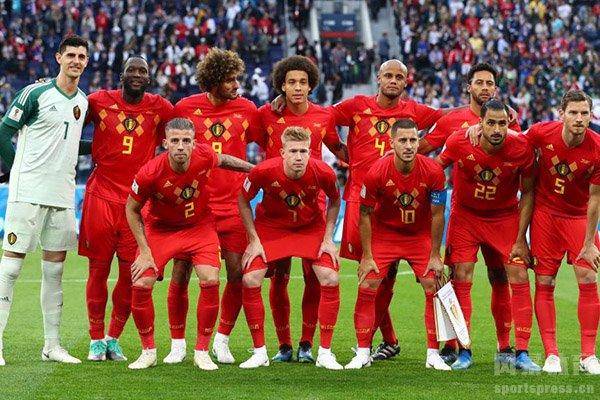 近些年比利时队的表现非常出色