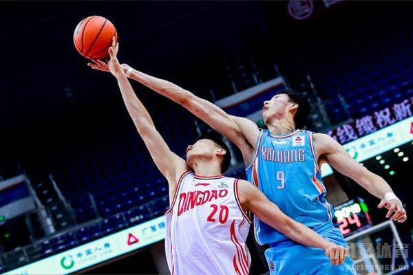周琦是中国男篮非常出色的球星