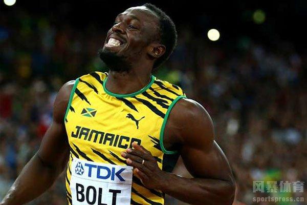 博尔特曾经在澳超球队的热身赛完成梅开二度