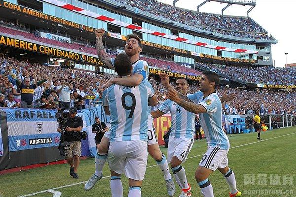 阿根廷历史一共获得过14次美洲杯冠军