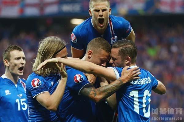 冰岛队也是世界顶级强大